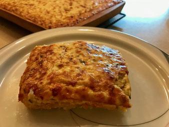 Kürbis Flammkuchen Zwiebelkuchen Kürbiskuchen im Ofenzauberer aus dem Pampered Chef Onlineshop kaufen