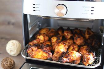 Chicken Wings im Airfryer