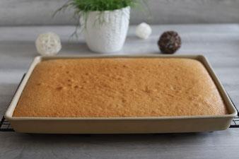 Zimtkuchen Joghurt-Zimt-Schnitten im großen Ofenzauberer James von Pampered Chef aus dem Pampered Chef Onlineshop bestellen