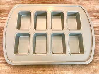 Mini-Kuchen Form Brötchenform aus dem Pampered Chef Onlineshop bestellen