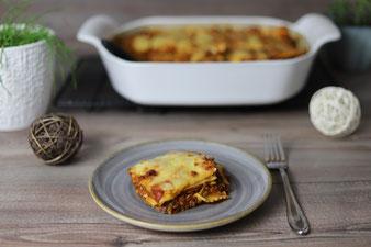Ravioli-Lasagne im großen Bäker von Pampered Chef