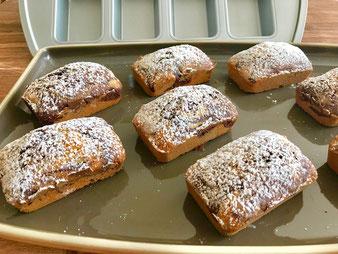 Mini Marmor Kuchen aus der Mini Kuchen Form im Pampered Chef Onlineshop bestellen