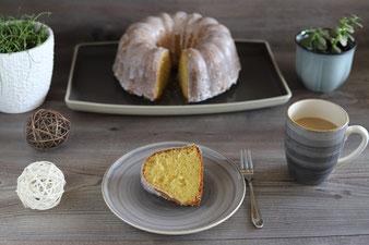 Zitronengugelhupf Zitronenkuchen aus der Kranzform im Pampered Chef Onlineshop bestellen
