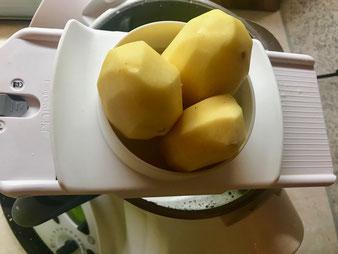 Kartoffelgratin mit Lachs aus dem Bäker, der Ofenhexe, dem Ofenmeister im Pampered Chef Onlineshop kaufen