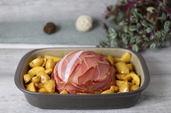 Kartoffeln in der Ofenhexe von Pampered Chef
