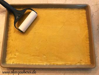 Kirschkuchen, Streuselkuchen, Käsekuchen, Kirsch-Streuselkuchen auf dem großen Ofenzauberer im Pampered Chef Onlineshop bestellen