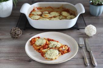 Rösti-Tomaten-Mozzarella-Gratin im Pampered Chef Onlineshop bestellen