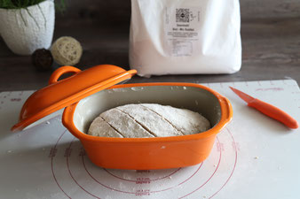 Glutenfreies Brot backen mit Pampered Chef