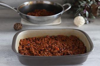 Chili con Carne in der Edelstahl-Antihaft-Wokpfanne aus dem Pampered Chef Onlineshop