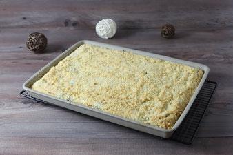 Kirsch-Streusel-Kuchen wie vom Bäker aus der Rezeptwelt im großen Ofenzauberer von Pampered Chef