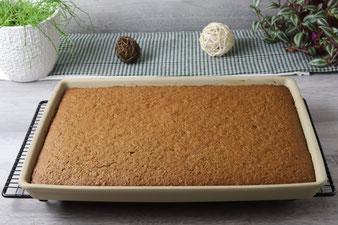 Kuchen im Ofenzauberer von Pampered Chef