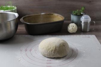 Brot mit Kartoffeln vom Vortag im Ofenmeister von Pamepred Chef