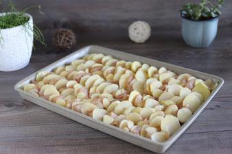 Kartoffeln im großen Ofenzauberer von Pampered Chef
