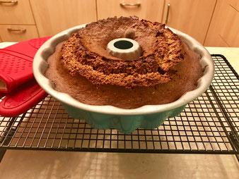 Mandel Nougat Gugelhupf Kuchen aus dem Pampered Chef Onlineshop bestellen