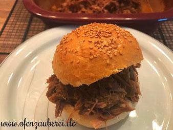 Pulled Pork aus dem Ofenmeister oder Zaubermeister im Pampered Chef Onlineshop