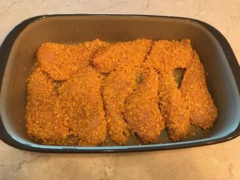 Knusper Hähnchenbrust aus der Ofenhexe im Pampered Chef Onlineshop bestellen