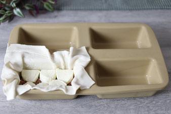 Rezept mit Blätterteig für Pampered Chef