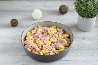Ofentortellini in der Stoneware rund, Ofenhexe, Ofenmeister oder Bäker aus dem Pampered Chef Onlineshop