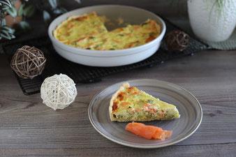 Quiche aus der runden Ofenhexe im Pampered Chef Onlineshop kaufen