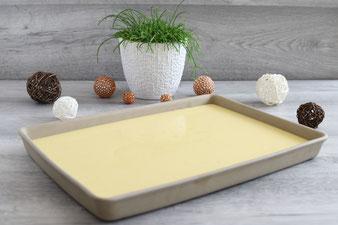 Zitronenkuchen Zitronenschnitten im großen Ofenzauberer mit Kuchengitter von Pampered Chef im Onlineshop bestellen