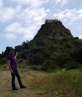 ©Textes et Photos Pascal Mawuli Macé Mawuli-Ethiopie Monastere Pantalewon , Axum Ethiopie Ethiopia, Pantalewon Monastry