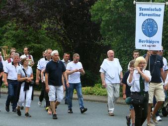 Schützenfestumzug TC Florentine