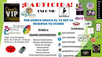 Expo Vip - 1ra Edición