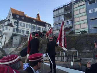 Zentralfest 2015 in Basel