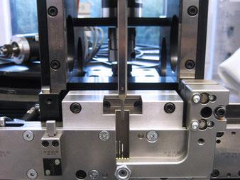 Automatisierungstechnik Bestueckungstechnik Lohnfertigung Kabelabwickler Sondermaschinenbau Baden Wuerttemberg Kurt Betz GmbH Einzelteilfertigung