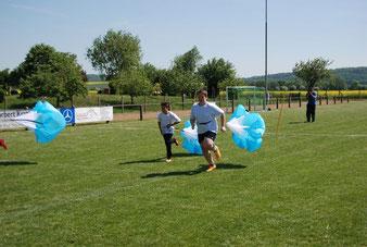 Kindergeburtstag feiern in Frankfurt Oberursel Friedrichsdorf Karben Bad Vilbel Steinbach Trainingspaket Fussball Geburtstag Sandra Minnert