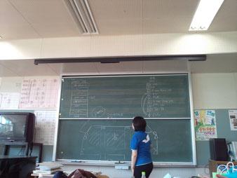 饗庭先生の講義☆