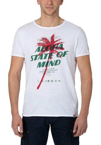 Aloha State OF Mind T-Shirt bei #Männermode #Schlangen in Grevenbroich #festival #summer #rock #surfin #beach