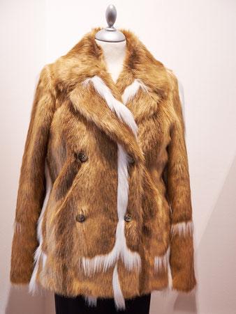 Beaumont Jacke Fake Fur BM3010203/000 - 232 - Sahara bei Deinem sunny in Grevenbroich zwischen Aachen, Köln und Düsseldorf