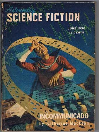 Astounding Science Fiction June 1950