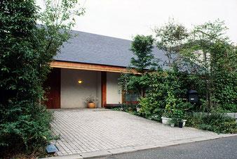 住まい塾 狛江の舎 天然スレート ピンコロ