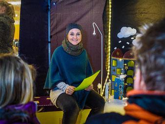 Sonja Velati-Küpfer Gschichte-Ziit Geschichtenerzählerin Gschechte-Ziit Gschechte-Zyt