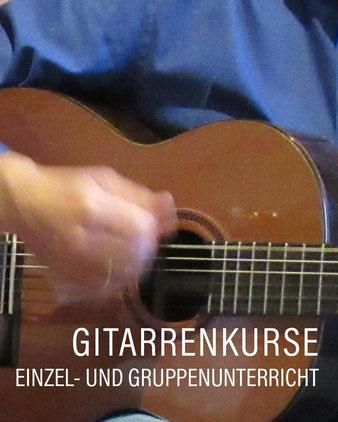 Gitarrenkurse in Landsberg am Lech