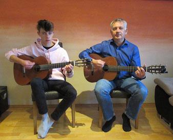 Gitarrenunterricht bei Martin Englmeier