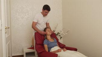 RESET Kieferbalance Wohlfühlen entspannter Kiefer