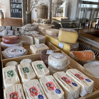 Naturwein Fromage & Charcuterie