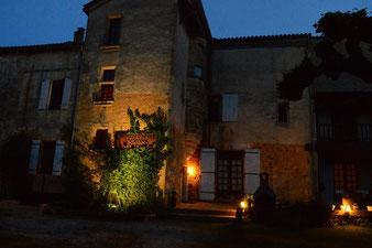 Our house seen from Rue Albert de Veer