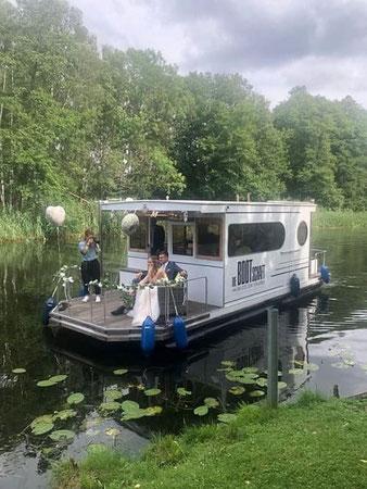 Hausboot mieten in Brandenburg | Hausbooturlaub in Brandenburg