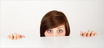 Die Angst vor dem Zahnarzt muss nicht sein - wir gehen auf Sie ein.