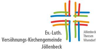 Das neue Logo der Evangelisch-Lutherischen Versöhnungs-Kirchengemeinde Jöllenbeck.