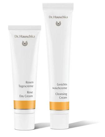 Dr. Hauschka-Produkte vom Kosmetikzimmer Eppendorf