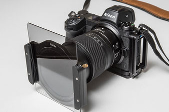 NIKON Z7 mit Z 14-30 mm 1:4 S, mit HAIDA Filterhalter 100. Foto: bonnescape.de
