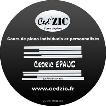 CEDRIC EPAUD - école de musique cedzic - la roche sur yon