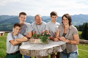 Familie Meusburger