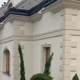 Fassadenstuck - Bossensteine