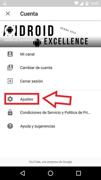 Desactivar Notificaciones De Youtube